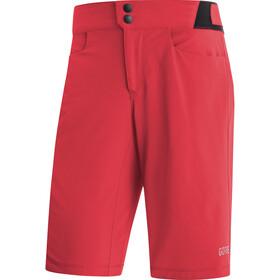 GORE WEAR Passion Shorts Women, rojo